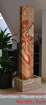 zimmerspringbrunnen springbrunnen innen dekorative. Black Bedroom Furniture Sets. Home Design Ideas