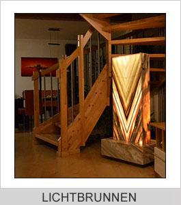 lichtbrunnen zimmerbrunnen mit beleuchtung. Black Bedroom Furniture Sets. Home Design Ideas