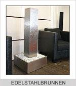 wasserbrunnen als dekoratives wohnaccessoires