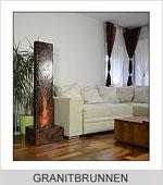 wasserbrunnen als dekoratives wohnaccessoires, Wohnzimmer